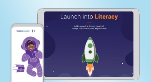 Launch into Literacy