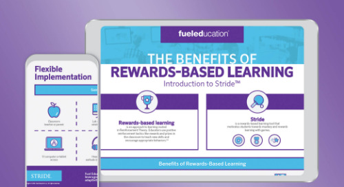 The Benefits of Rewards-Based Learning Infographic