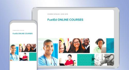 Fuel Education's 2018-2019 Course Catalog