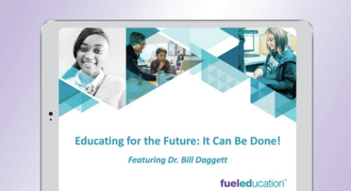 Webinar: Educating for the Future: It Can Be Done!
