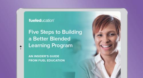 5 Steps to Building a Better Blended Learning Program