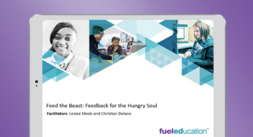 Feed the Beast: Giving Feedback to the Hungry Soul