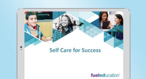 Self Care for Success as a Teacher