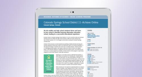 Achieve Online FTS Case Study