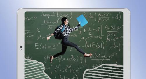 Summit Bridge Math Courses Flyer