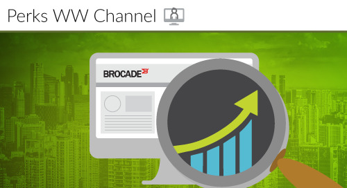 Case Study: Brocade Partner Network Incentives Portal