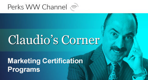 Channel Marketing Certification Programs Benefit SMB Partners