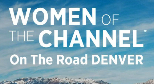 On the Road - Women of the Channel, A Reflection
