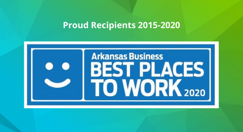 Perks Worldwide Makes the 2020 Best Places to Work in Arkansas List