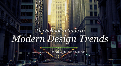 The School's Guide to Modern Design Trends