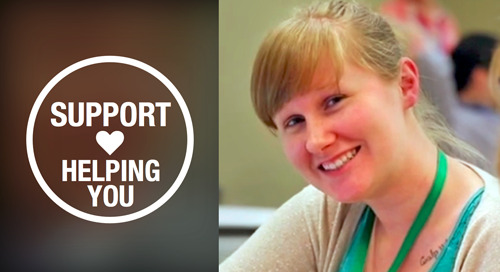 Support Loved Helping You at the UC! [Customer Support]