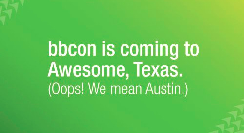 bbcon 2015: Good is taking over Austin
