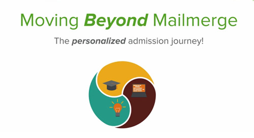Moving Beyond Mailmerge: The Personalized Admission Journey