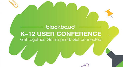 Your Insider's Guide to the K-12 User Conference