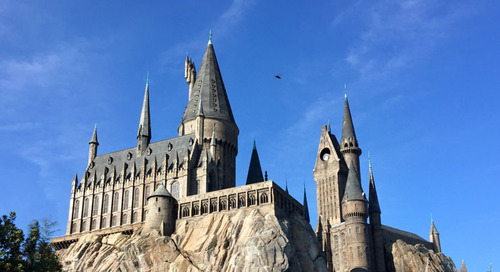 What If Hogwarts School Was Connected?