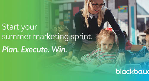 Summer Sprint: Tackling That School Marketing Project Before September