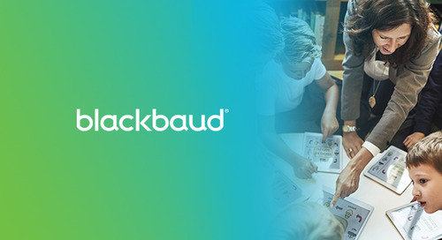 Infographic: The Total Economic Impact of Blackbaud's Cloud Solution for K-12 Schools