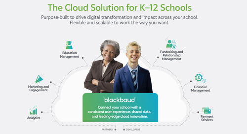 Introducing The Cloud Solution for K–12 Schools