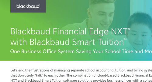Smart Tuition and Financial Edge NXT Integration