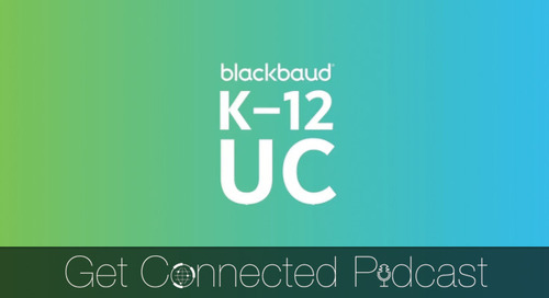 Planning for the Blackbaud K-12 User Conference #Podcast