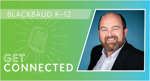 The State of Blackbaud K-12 in 2019 with Travis Warren #Podcast