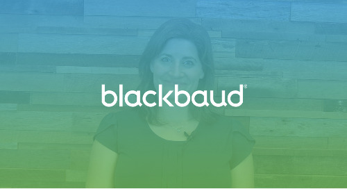 Introduction to Blackbaud Learning Management System