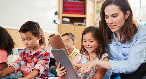 The Benefits of a Connected School Management System