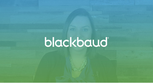 Introduction to Blackbaud School Website System