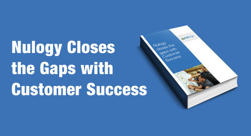 Nulogy Closes the Gaps with Customer Success
