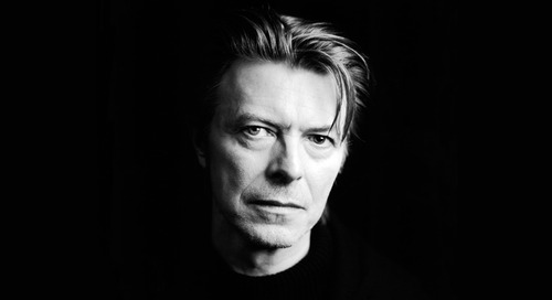 Four Lessons We Can Learn From David Bowie's Life.