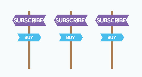 The New Year's Resolution for Customer Success: Every Customer is a Subscriber