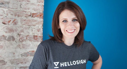 Inside Customer Success: HelloSign