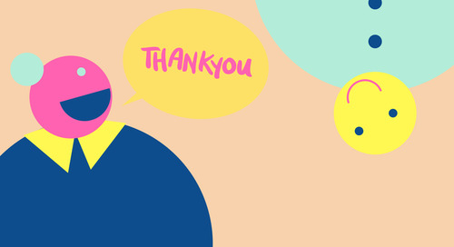 5 Steps to Customer Thankfulness