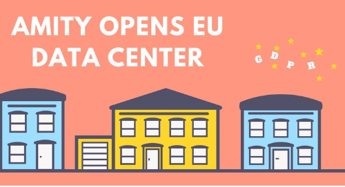 Amity Announces New EU Data Center
