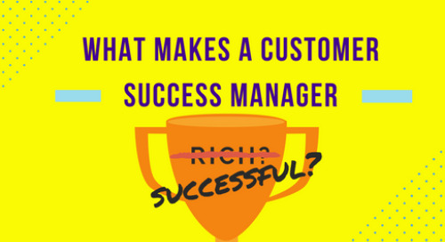 Whats Makes A Customer Success Manager Successful?