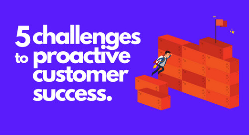 5 Challenges to Proactive Customer Success