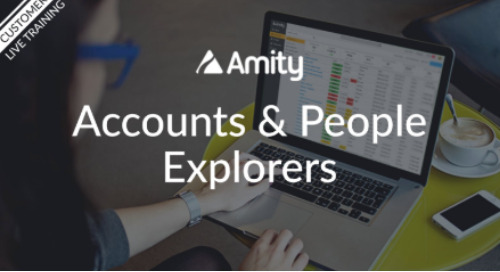 Make the Most of Accounts and People Explorers
