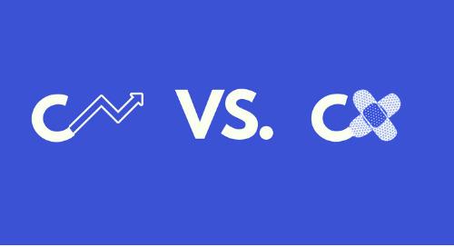 [Infographic] Customer Success vs. Customer Support