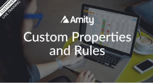 Amplify Your Data with Custom Properties and Rules