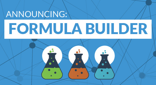 Introducing Formula Builder: API-Based Workflow Automation for Data Synchronization