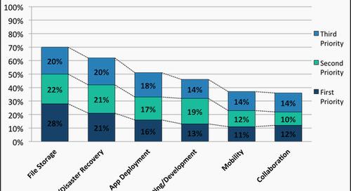2016 Enterprise Cloud Computing Survey