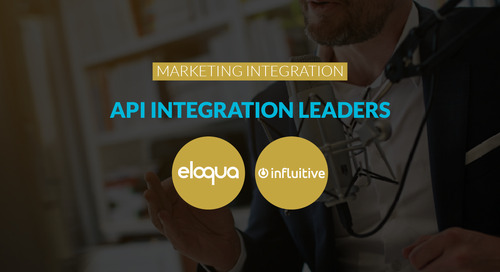 API Integration Leaders: Marketing Automation [Podcast]