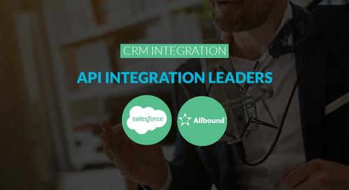 API Integration Leaders: CRM [Podcast]