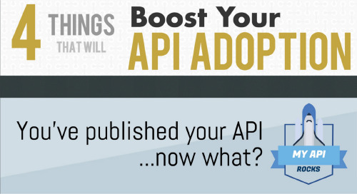 4 Things That Will Boost Your API Adoption [Infographic]