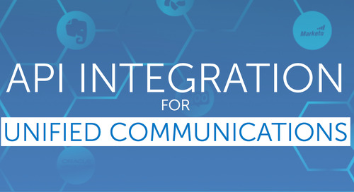 Cloud Elements for Unified Communications