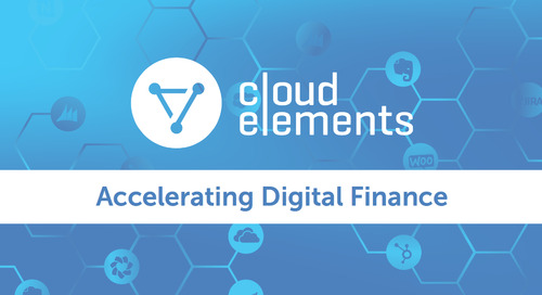 Accelerating Digital Finance | FinTech Integrations