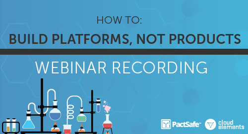 How-To: Build Platforms, Not Products | Webinar Recording