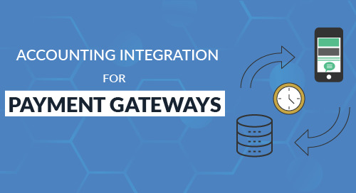 Accounting Integration for Payment Gateways