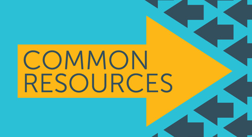 The Basics of Creating and Mapping a Common Resource