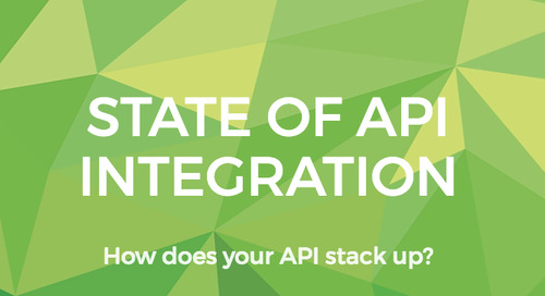 Score the Current State of Your API Integration
